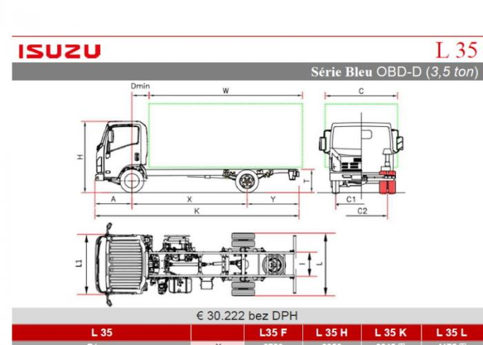 Katalóg Isuzu L35