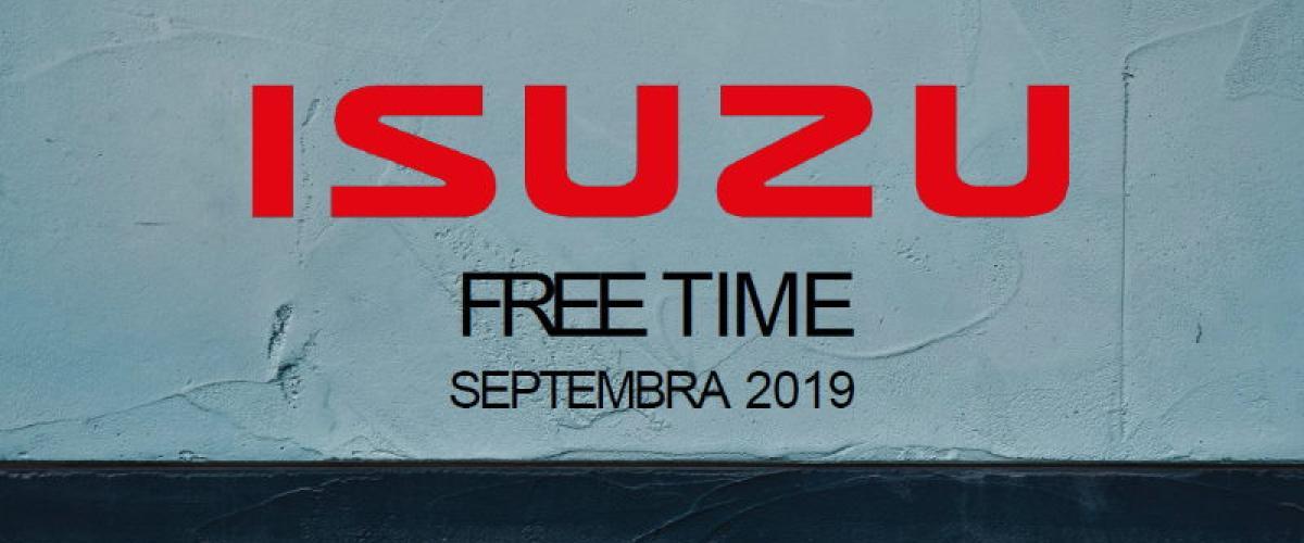 Katalóg Isuzu Free Time